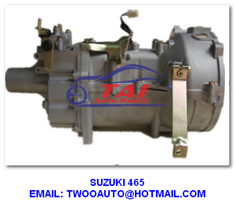 New Dongan Car Gearbox Parts , Bs09-3 Gearbox Transmission Quality Guaranteed Dongan Bs09-10