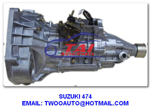 New Car Gearbox Parts For Byd F3 Model 5t14 , High Speed Gear Box