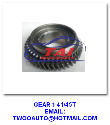 Isuzu Gear Manual Transmission Parts 1 41/45t 4ja1 Pickup Panther Tfr 90""