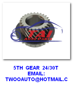 5th Gear Auto Transmission Parts 24t/30t For New Tfr Pickup High Performance