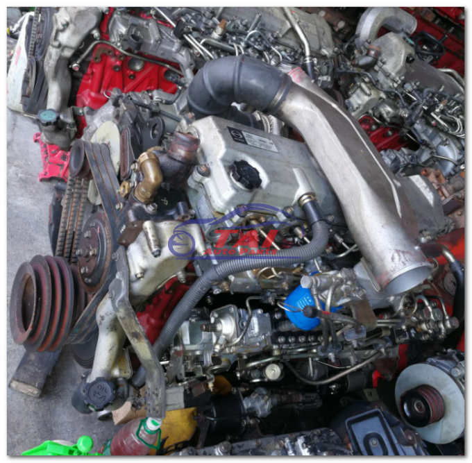 Fe6 Japanese Engine Parts , Used Rebuilt Engine Spare Parts Of Nissan With Reasonable Price