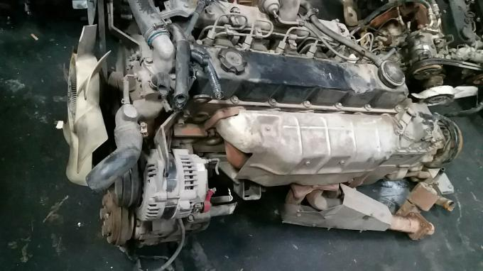 Nissan Td42 Japanese Take Out Engines Td42t Td42ti In Good Condition 0
