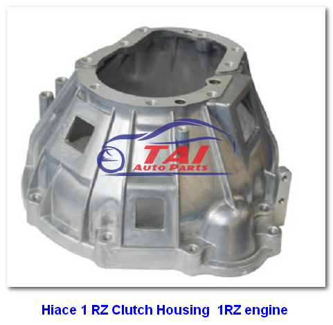 Hiace 1RZ Clutch Housing For 1RZ Engine Automobile Gearbox Parts 1RZ