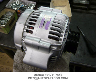 China Denso alternator 101211-7650 31100-P5A-J01 CLG26 Honda KA9 Part supplier