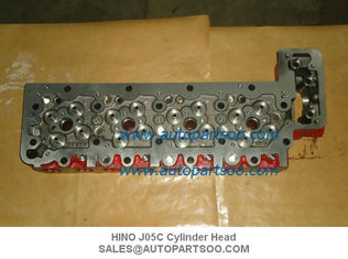 China HINO Automotive Cylinder Heads J05C J05E J08C J08E Culata 1118378010 for HINO Diesel engine supplier