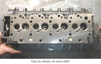 China Gasoline Engine Cylinder Block Tapa De Cilindro De Isuzu 4he1 Cylinder Block supplier