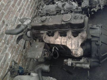 China Used 4BD1 / 4BD1T Isuzu Diesel Engine Parts , 4JB1 / 4JB1T Diesel Engine Assembly supplier