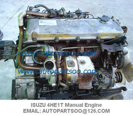 Reconditioned Isuzu Engine Spare Parts 6BD1T 6BD2T 6BGT Engine Assembly Spare Parts
