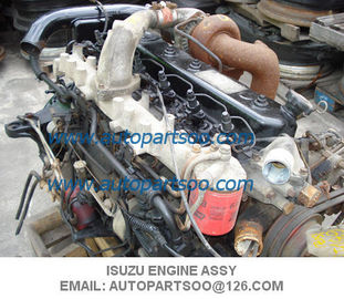 China Reconditioned Isuzu Engine Spare Parts 6BD1T 6BD2T 6BGT Engine Assembly Spare Parts supplier