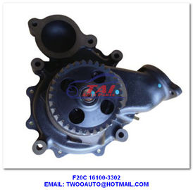 China 16100-3302 Car Power Steering Pump ,  F20C Water Pump For Hino Truck With High Performance supplier