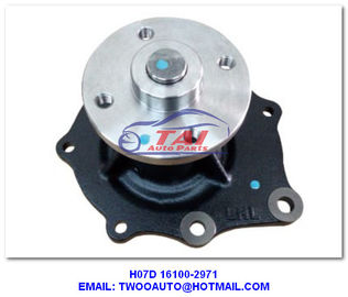 Truck Cooling Parts Car Power Steering Pump , P11C Water Pump For HINO Bus OEM 16100-3910 supplier