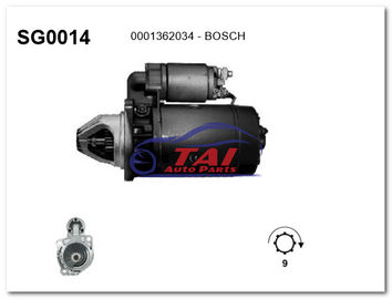 China KIAAuto Parts Starter Motor 12V 2KW 9T High Performance OK058-18-400 supplier