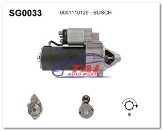 China 0001417006 Auto Parts Starter Motor BOSCH Starter Motor 24V 6.6KW 11T supplier