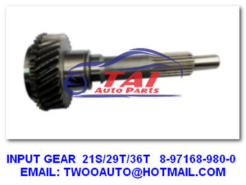 China 21S/29T/36T 8-97168-980-0 Heavy Duty Truck Parts 4BE1/4HF1/4BD1 MXA5R Transmission Gear supplier