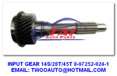 China Input Gear Aftermarket Truck Parts 14S/28T/45T 8-97252-924-1 4JH1-TC 4HF1-2005 NKR-71 supplier