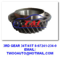 China 3RD Gear Japanese Truck Parts 34T/45T 8-97241-234-0 4JH1-TC 4HF1-2005 NKR-71MYY5T supplier