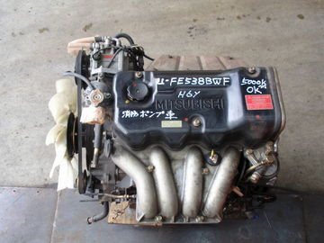 China 4D33 4D34 4D35 Japanese Engine Parts Steel Mitsubishi With Good Condition supplier