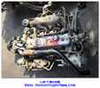 China Japanese ISUZU Jdm Auto Parts 4JB1 4JB1T 4JA1 Engine Second Hand Genuine Engine Assembly factory