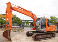 Good Quality Japanese Engine Parts & Used Hitachi ZX120 Excavator , Japan Made used Hitachi 120 /130 /160 Excavator on sale