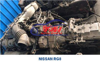 China Solid Material Japanese Spare Parts Anti Corresion For NISSAN RG8 Engine Assy factory