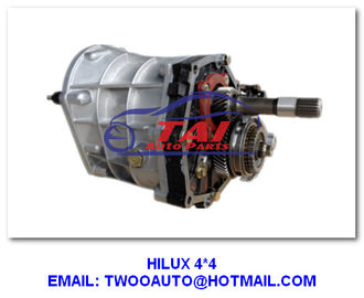 China Toyota Hilux 4 X 4 Transmission Gearbox Hilux 4 X 2 198 N.M Input Torque factory