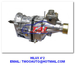 China Manual Toyota Engine Spare Parts , Transmission Gearbox For Hilux 4X2 Gearbox factory