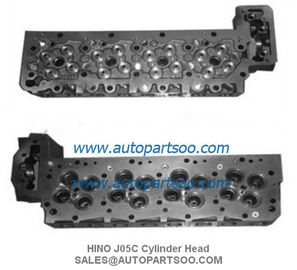 China Brand NEW 5.3cc Culata de J05C J05E cylinder head 1118378010 for HINO diesel engine factory