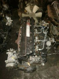 China Engine Assy Isuzu Engine Spare Parts Japanese Best Condition Used Diesel Engine 4HF1 And Manual Transmission factory