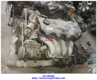 China Complete Mitsubishi Used Japanese Engines 4D33 4D34 4D35 Canter Diesel Used Engine For Sale factory