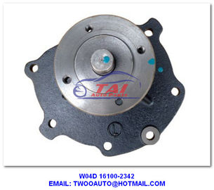 W04D 16100-2342sbc Power Steering Pump For Hino , FC166 W04D Water Pump 16100-2342