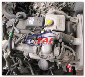 China 1KZ Used Japan Original Complete Engine , 1KZTE 1KD 1HZ 2KD Diesel Engine Genuine Toyota Parts With Transmission factory