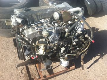 Used 4HE1 Isuzu Engine Spare Parts 99.2 / 4000 KW (PS) / Rpm Power 6 Cylinder